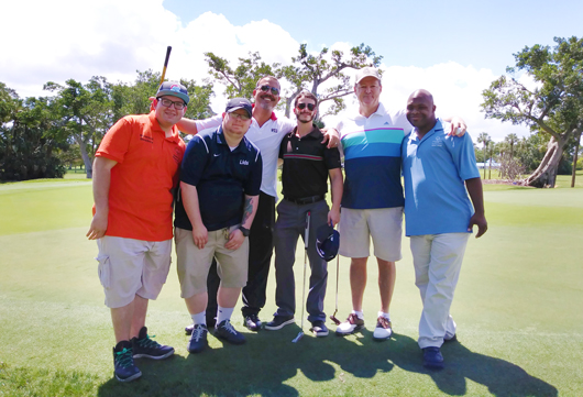 Pinion South Florida Annual Special Olympics Golf Tournament