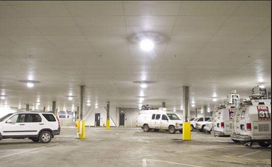 The Real Savings Parking Lot LED Light Fixtures Provide
