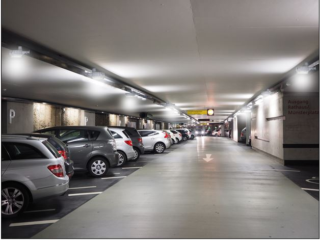 Why Designers Should Choose LED Flood Lights for Parking Lots